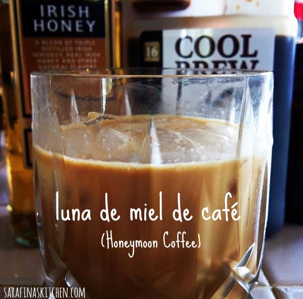 luna de miel de café|Sarafina's Kitchen