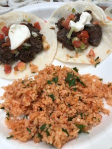 Sarafina's Kitchen | Mexican Rice